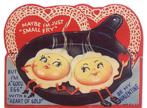 An early 20th century Valentine.