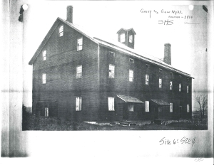 The 1888 Grist and Saw Mill.